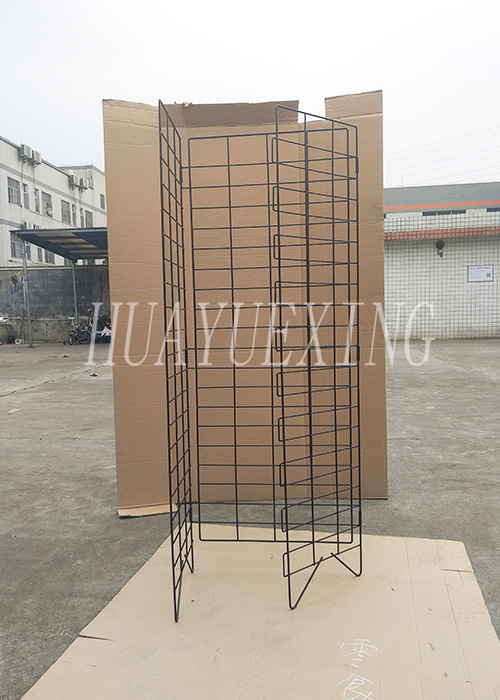 Exhibition Stand Rota : Rotatable metal tool display stand hyx